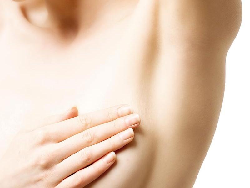 übermäßiges Schwitzen in der plastischen Chirurgie korrigieren