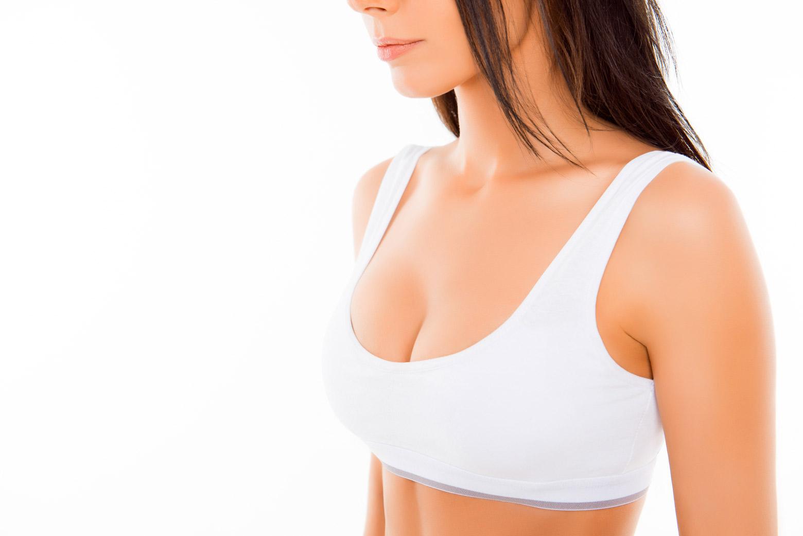 Implantate und Silikon für Brust